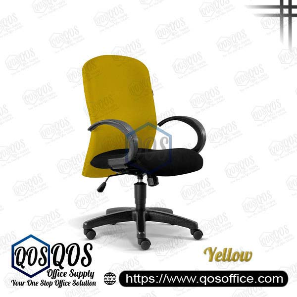 Office Chair Executive Chair QOS-CH2002H Yellow