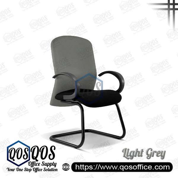 Office Chair Executive Chair QOS-CH2008S Light Grey