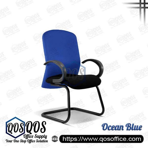 Office Chair Executive Chair QOS-CH2008S Ocean Blue
