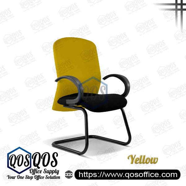 Office Chair Executive Chair QOS-CH2008S Yellow