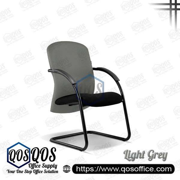Office Chair Executive Chair QOS-CH2009S Light Grey