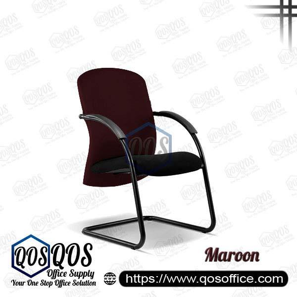 Office Chair Executive Chair QOS-CH2009S Maroon