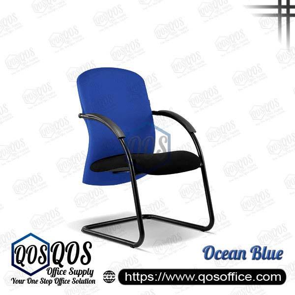 Office Chair Executive Chair QOS-CH2009S Ocean Blue