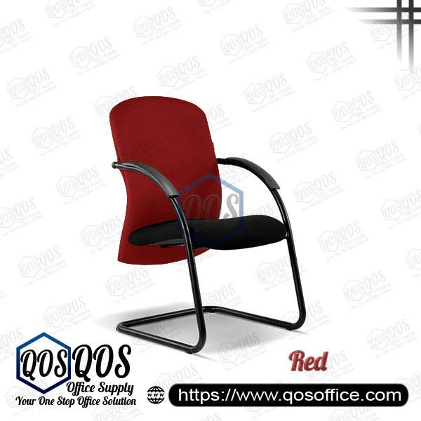 Office Chair Executive Chair QOS-CH2009S Red