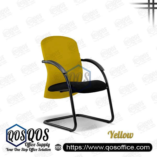 Office Chair Executive Chair QOS-CH2009S Yellow