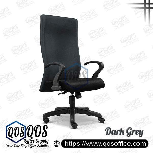 Office Chair Executive Chair QOS-CH2051H Dark Grey