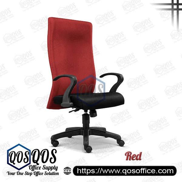Office Chair Executive Chair QOS-CH2051H Red