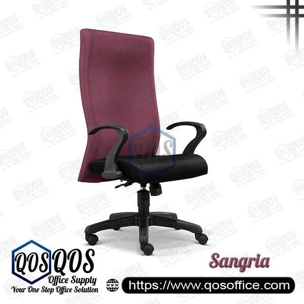 Office Chair Executive Chair QOS-CH2051H Sangria