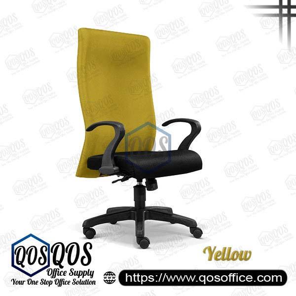 Office Chair Executive Chair QOS-CH2051H Yellow