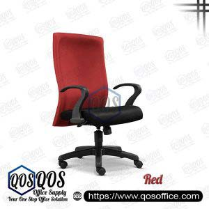 Office Chair Executive Chair QOS-CH2052H Red