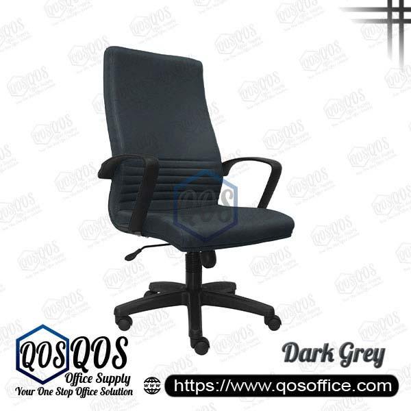 Office Chair Executive Chair QOS-CH211H Dark Grey