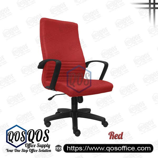 Office Chair Executive Chair QOS-CH211H Red