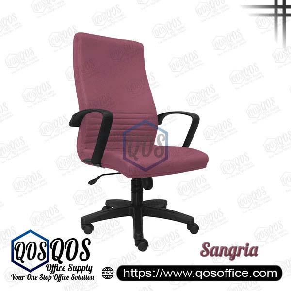 Office Chair Executive Chair QOS-CH211H Sangria