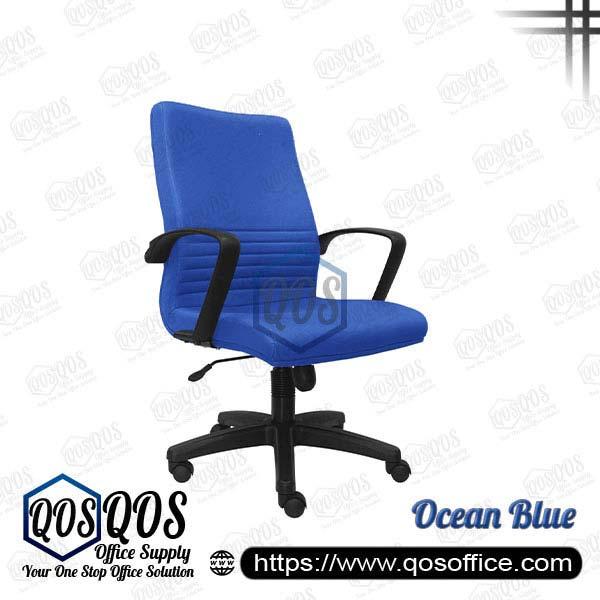 Office Chair Executive Chair QOS-CH212H Ocean Blue