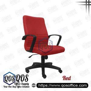 Office Chair Executive Chair QOS-CH212H Red