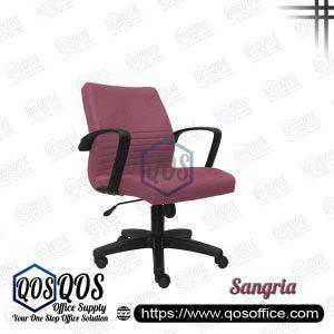 Office Chair Executive Chair QOS-CH213H Sangria