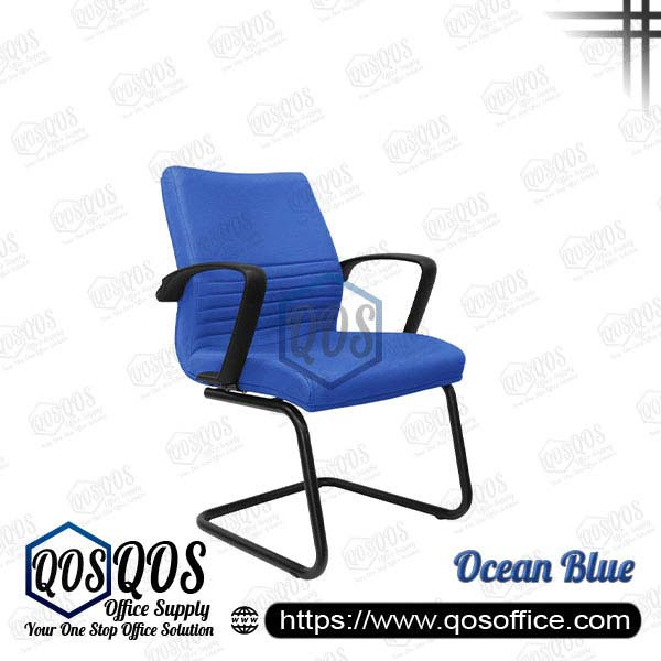 Office Chair Executive Chair QOS-CH214S Ocean Blue