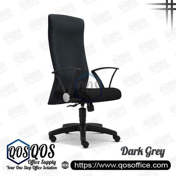 Office Chair Executive Chair QOS-CH2271H Dark Grey