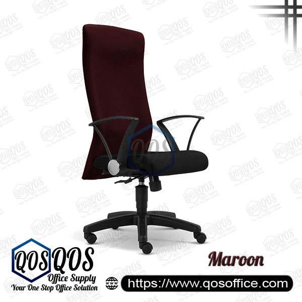 Office Chair Executive Chair QOS-CH2271H Maroon