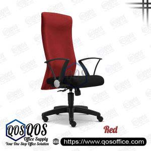 Office Chair Executive Chair QOS-CH2271H Red