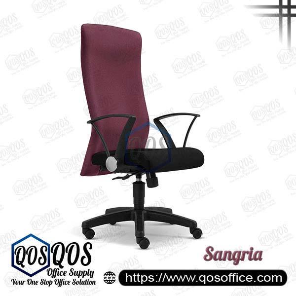 Office Chair Executive Chair QOS-CH2271H Sangria