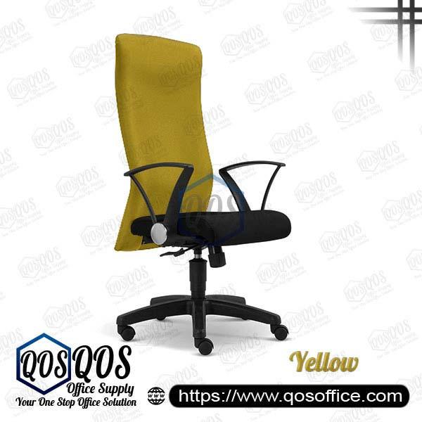 Office Chair Executive Chair QOS-CH2271H Yellow