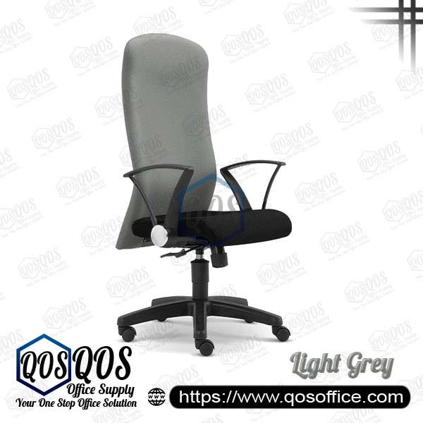 Office Chair Executive Chair QOS-CH2281H Light Grey