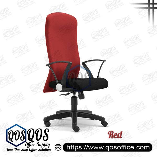 Office Chair Executive Chair QOS-CH2281H Red