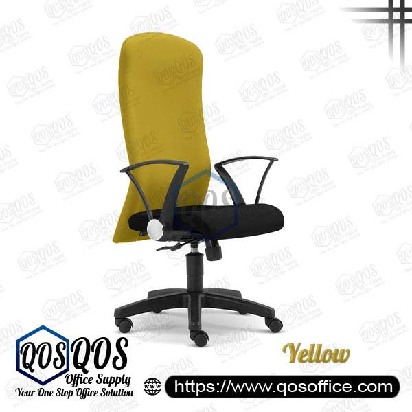 Office Chair Executive Chair QOS-CH2281H Yellow