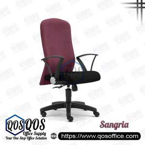Office Chair Executive Chair QOS-CH2282H Sangria