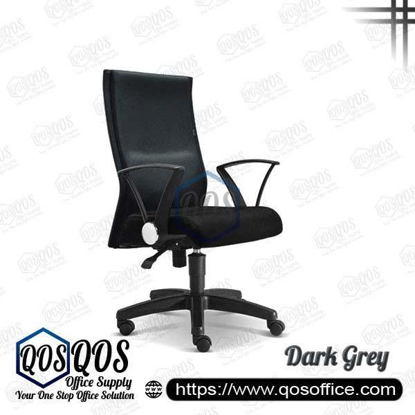Office Chair Executive Chair QOS-CH2392H Dark Grey