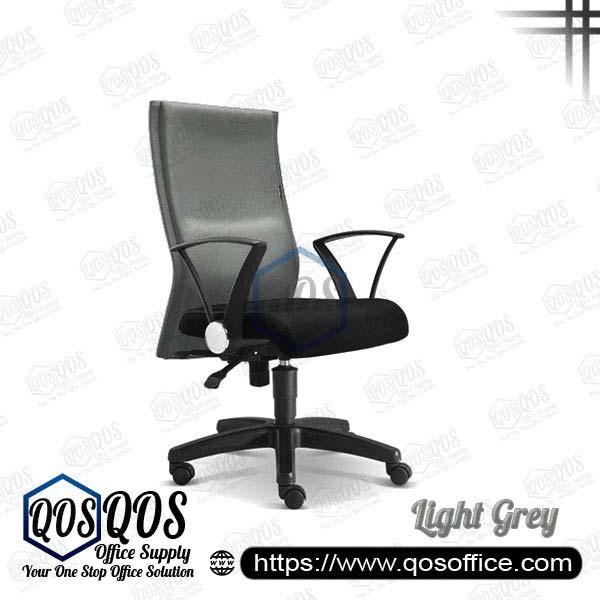 Office Chair Executive Chair QOS-CH2392H Light Grey