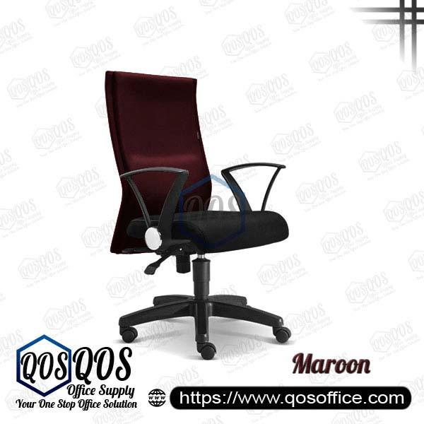 Office Chair Executive Chair QOS-CH2392H Maroon