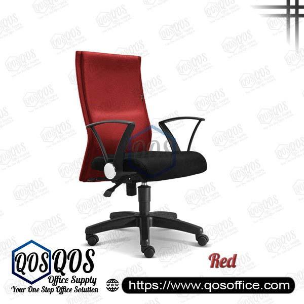 Office Chair Executive Chair QOS-CH2392H Red