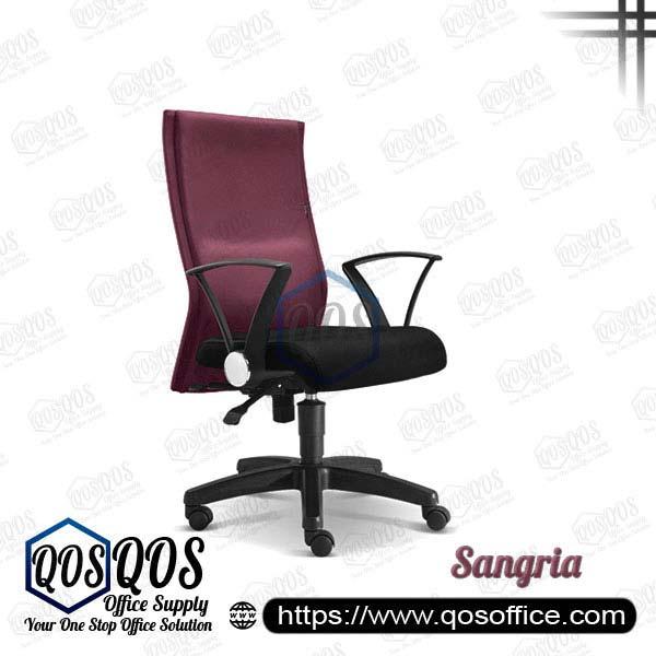 Office Chair Executive Chair QOS-CH2392H Sangria