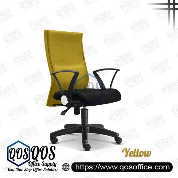 Office Chair Executive Chair QOS-CH2392H Yellow