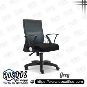 Office Chair Executive Chair QOS-CH2393H Grey