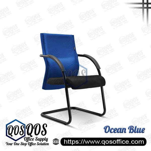 Office Chair Executive Chair QOS-CH2395S Ocean Blue