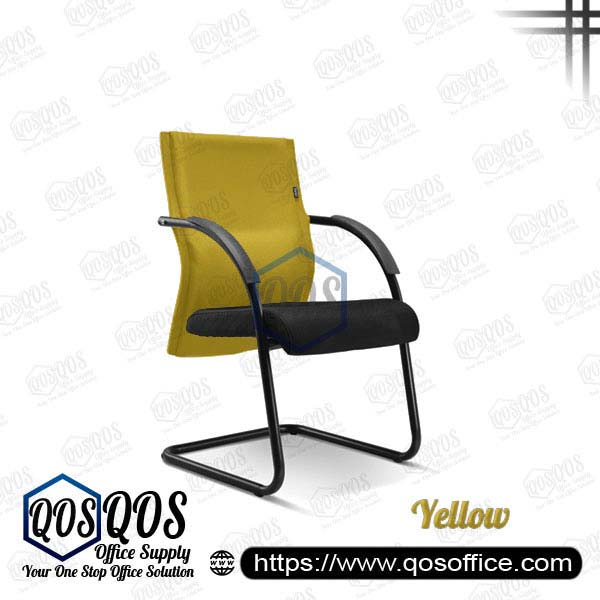 Office Chair Executive Chair QOS-CH2395S Yellow