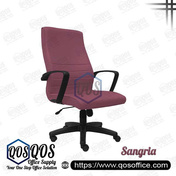 Office Chair Executive Chair QOS-CH251H Sangria