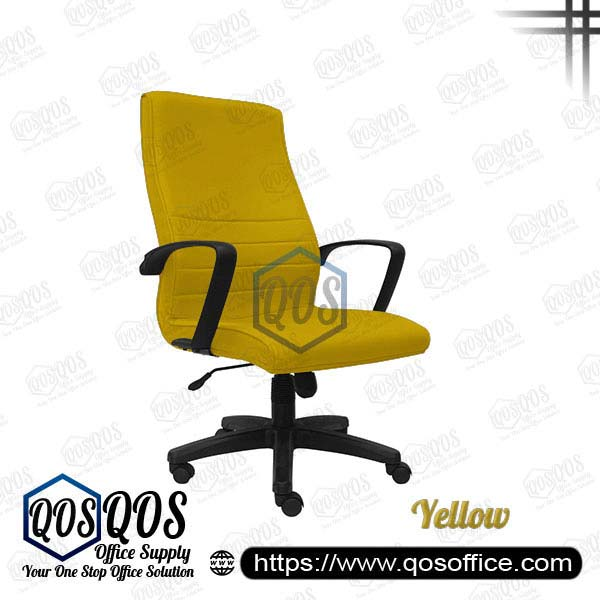 Office Chair Executive Chair QOS-CH251H Yellow