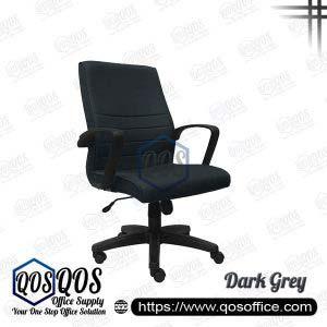 Office Chair Executive Chair QOS-CH252H Dark Grey