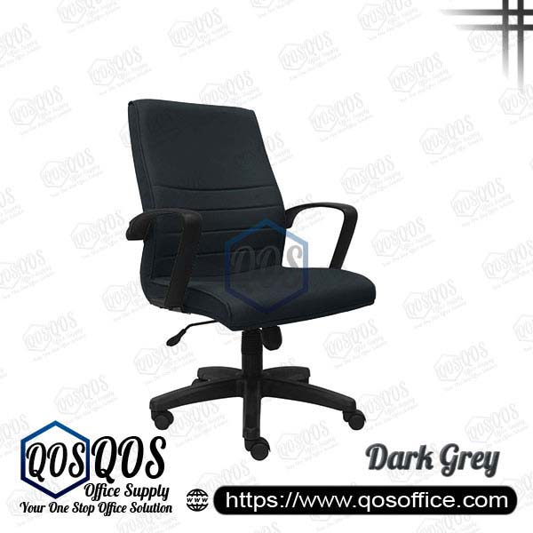 Office Chair Executive Chair QOS-CH252H Dark Grey