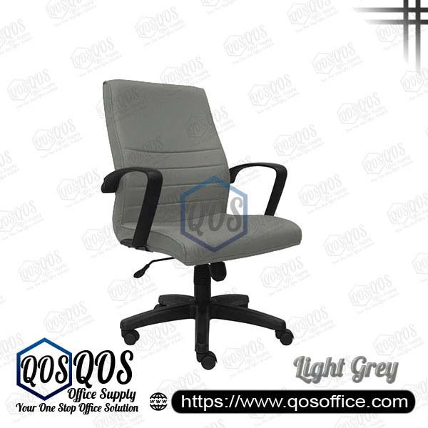Office Chair Executive Chair QOS-CH252H Light Grey