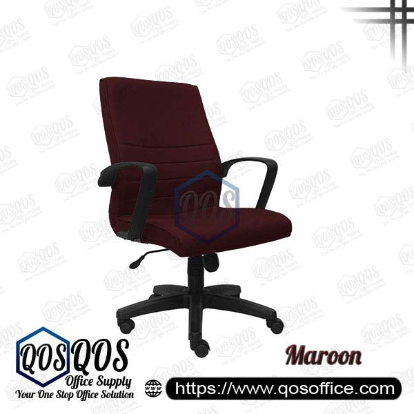Office Chair Executive Chair QOS-CH252H Maroon
