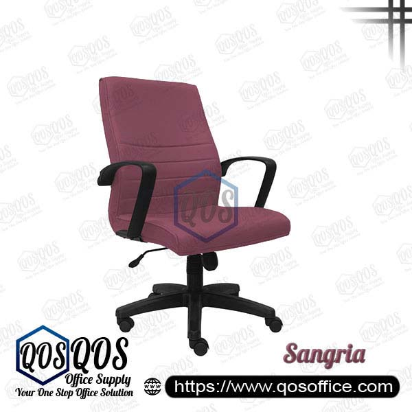 Office Chair Executive Chair QOS-CH252H Sangria