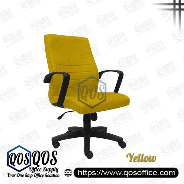 Office Chair Executive Chair QOS-CH252H Yellow