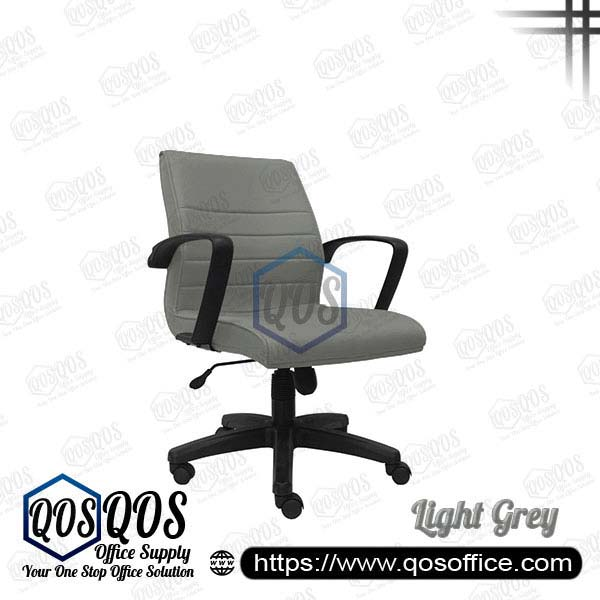Office Chair Executive Chair QOS-CH253H Light Grey