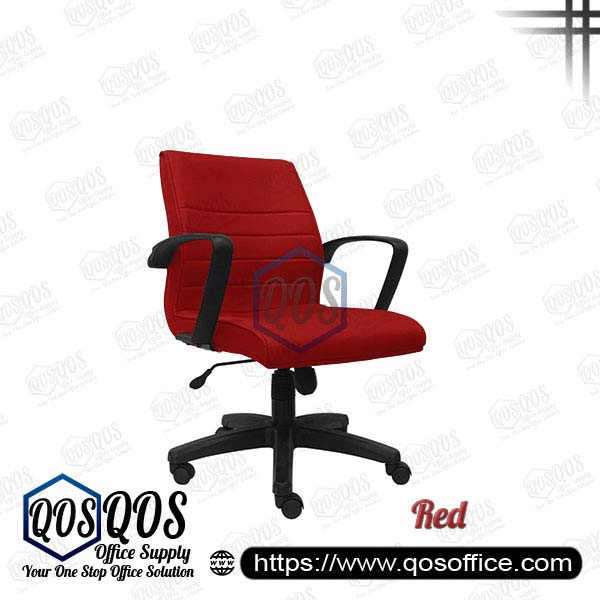 Office Chair Executive Chair QOS-CH253H Red