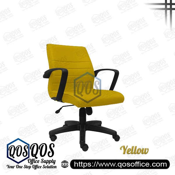 Office Chair Executive Chair QOS-CH253H Yellow
